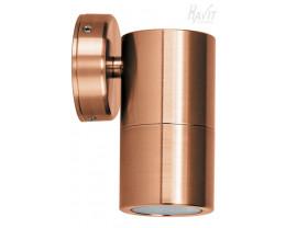 Havit HV1115 240V Copper Single Fixed Wall Pillar Lights