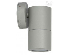 Havit HV1147MR16 12v Matte Sliver Single Fixed Wall Pillar Light