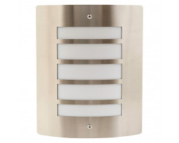 Havit HV36042 Five Slot 316 Stainless Steel LED Mask Wall Light with Opal Diffuser