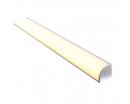 Havit HV9691-3030 3 Metre Aluminium Corner LED Profile with Opal Diffuser