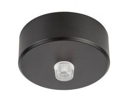 Havit HV9705-7023 70mm Surface Mounted Black Round Canopy
