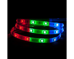 Havit HV9750-IP54-30-RGB Multicolour RGB 7.2W LED Strip Light