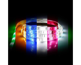 Havit HV9751-IP20-120 Multicolour RGBW & RGBC 24W LED Strip Light