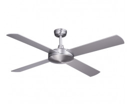 "Hunter Pacific Intercept 2 52"" Timber 4 Blade Ceiling Fan"