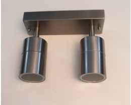 Fiorentino Jordan 2L stainless steel adjustable track undercover