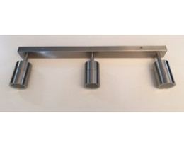 Fiorentino Jordan 3L stainless steel adjustable track undercover
