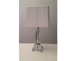 Fiorentino Kent White Table Lamp