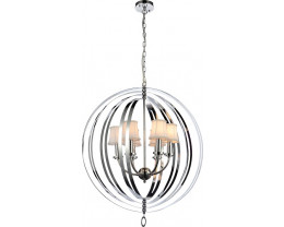 Fiorentino Levante Chrome Chandelier