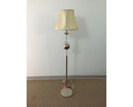 Fiorentino Linda 1 Light Crystal Floor Lamps