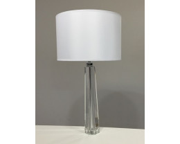 Fiorentino Logan Table Lamp with White Shade