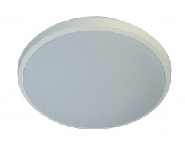 Martec Lunar White LED Oyster Light
