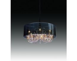 Fiorentino Luxor6 Chrome chandelier