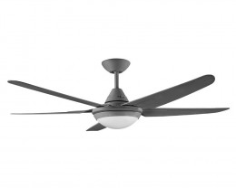 "Ventair Mariah - 52""/1320mm Abs 5 Blade Ceiling Fan With 18w Led Light"