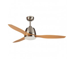 """Martec Elite 1200mm (48"""") Ceiling Fan With 20W LED Light CCT Switch"""