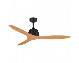Martec Elite 1200mm Bamboo Color 3 Blades Ceiling Fan