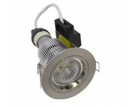 Martec Primary GU10 9W LED Fixed Downlights Kit
