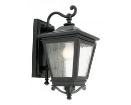 1 Light Exterior Wall Light