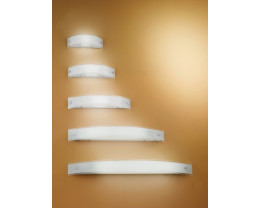 Fiorentino VA1004 Large Chrome Vanity Wall Light