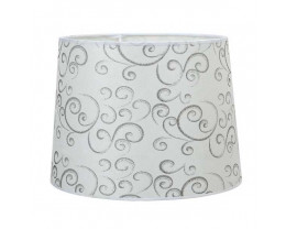 V & M Round Large Pattern Shade C