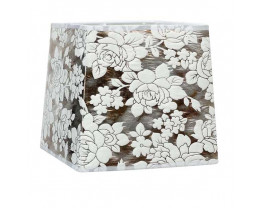 V & M Square Large Pattern Shade table lamp shade