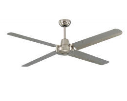 "Martec Precision 1400mm 56"" 304 Grade Stainless Steel 4 Blade Ceiling Fan"