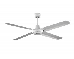 "Martec Precision  Ceiling Fan in White 1200mm 48"""