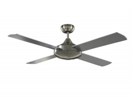 Martec Primo Ceiling Fans In Brushed Nickel
