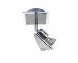 Fiorentino Quadrille 1 Light Adjustable Wall Bracket