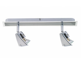 Fiorentino Quadrille 2 Light Track Light