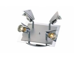Fiorentino Quadrille 4 Light Track Plate