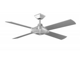 Martec Quadrant Brushed Aluminum Ceiling Fans