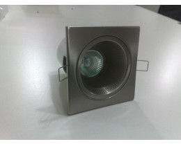 Fiorentino Raya Satin Chrome Square Downlight