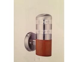 Fiorentino Rio 1L 1 Light Exterior LED Wall Bracket
