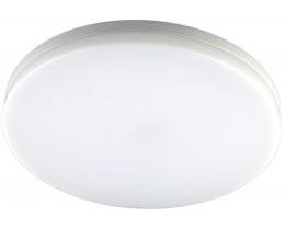 Dimmable Round Oyster Light