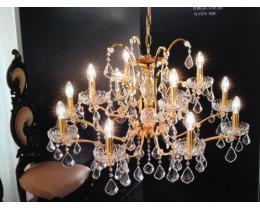 Fiorentino Salisburgo 12 Light Chandeliers