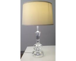 Fiorentino Sorento 1 Light Solid Crystal Table Lamp