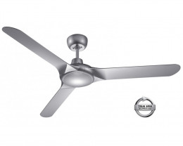 """Ventair Spyda - 56""""/1400mm Fully Moulded Pc Composite 3 Blade Ceiling Fan"""