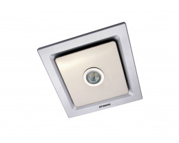 Martec Tetra Silver Exhaust Fan With Light Eurolight Australia
