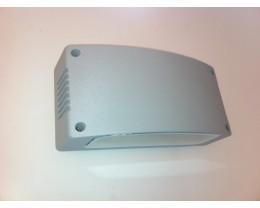 Fiorentino TH2111 - Black/Silver 1 Light Wall Light