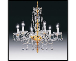 Fiorentino Toledo 6 Light Stylish Chandeliers