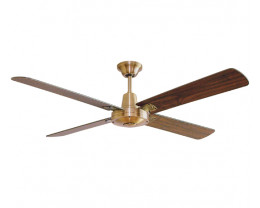 "Hunter Pacific Typhoon Mach 2 52"" Ceiling Fan with Timber Blades"