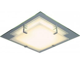 V & M Vedro Mirror LED Oyster