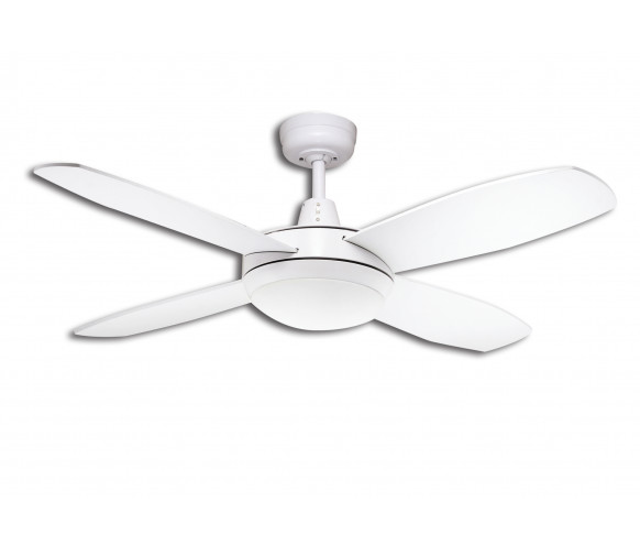 Martec lifestyle ceiling fan with 24w led light eurolight martec lifestyle mini 42 1067mm white ceiling fan with dimmable cct 24w led light mozeypictures Gallery