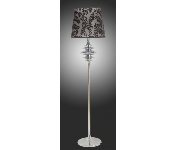 V m nero floor lamp for Nero 5 light floor lamp