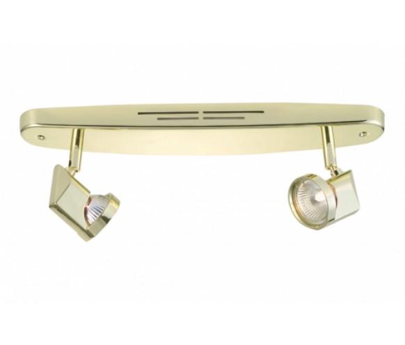 Fiorentino Regis 2 Light Track Light - Vanity Lights - Bathroom Lights - Lighting