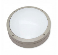 Atom AT5401/LED Large Plain Round Cast LED Bunker Light
