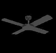 """Hunter Pacific Revolution 3 52"""" (1320mm) Indoor/Outdoor Ceiling Fan"""