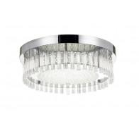 Telbix Andela Round 30W LED Oyster Light