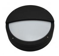 Atom AT5402/LED Large Eyelid Round Cast LED Bunker Light