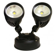 Atom AT9132 19W IP44 LED Twin Spotlight